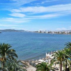 Hotel Playasol Maritimo пляж фото 2