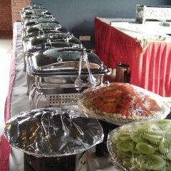 Pushp Vatika Resort & Lawns in Navi Mumbai, India from 47$, photos, reviews - zenhotels.com meals