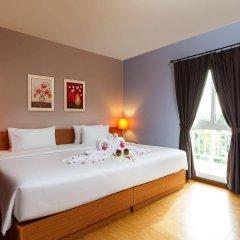 Отель U-tiny Boutique Home Suvarnabh Бангкок комната для гостей фото 4