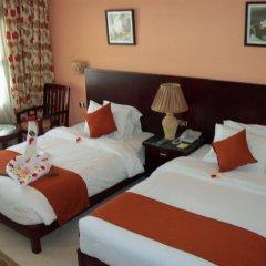 Отель Aquamarine Sun Flower Resort комната для гостей фото 4