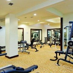 Отель PGS Rose Residence Beach - All Inclusive фитнесс-зал