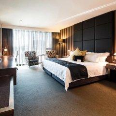 Emporium Hotel 5* Стандартный номер с двуспальной кроватью