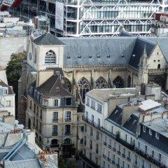Отель Hôtel Saint Merry Франция, Париж - отзывы, цены и фото номеров - забронировать отель Hôtel Saint Merry онлайн фото 4