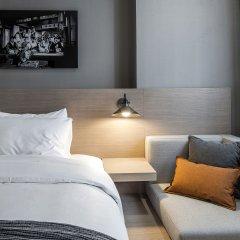 Отель HOTEL28 Сеул комната для гостей