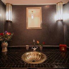 Отель Riad Clefs d'Orient Марокко, Марракеш - отзывы, цены и фото номеров - забронировать отель Riad Clefs d'Orient онлайн бассейн фото 3