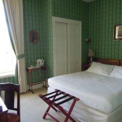 Отель Chateau De Verrieres Сомюр комната для гостей фото 2