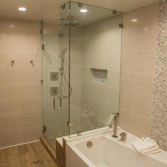Отель Hilton Garden Inn Los Angeles Montebello Монтебелло ванная
