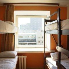Гостиница High Hostel в Тюмени 6 отзывов об отеле, цены и фото номеров - забронировать гостиницу High Hostel онлайн Тюмень комната для гостей фото 3