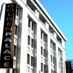 Отель Allegroitalia Golden Palace Италия, Турин - 1 отзыв об отеле, цены и фото номеров - забронировать отель Allegroitalia Golden Palace онлайн вид на фасад фото 3
