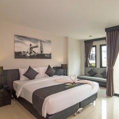 Отель The Rich Sotel комната для гостей