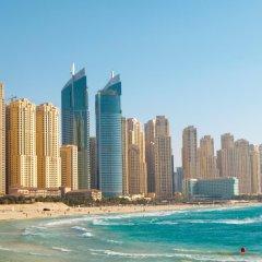 Отель JA Oasis Beach Tower пляж
