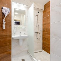 Гостиничный Комплекс Турист Киев ванная