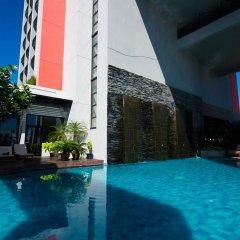 Grand Howard Hotel бассейн фото 3
