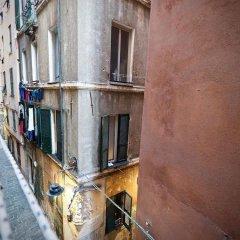 Отель Comoda Casa del Duca Zona Acquario Италия, Генуя - отзывы, цены и фото номеров - забронировать отель Comoda Casa del Duca Zona Acquario онлайн балкон