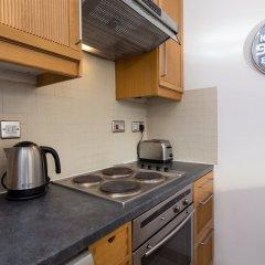Апартаменты 1 Bedroom Apartment in Notting Hill Accommodates 2 Лондон в номере