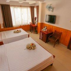 Отель Serena Nha Trang Hotel Вьетнам, Нячанг - отзывы, цены и фото номеров - забронировать отель Serena Nha Trang Hotel онлайн комната для гостей фото 3