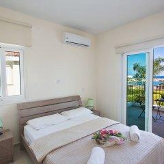 Отель Shaye Frontline Villa Кипр, Протарас - отзывы, цены и фото номеров - забронировать отель Shaye Frontline Villa онлайн комната для гостей