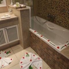 Отель Hasdrubal Thalassa & Spa Djerba Тунис, Эрриад - 1 отзыв об отеле, цены и фото номеров - забронировать отель Hasdrubal Thalassa & Spa Djerba онлайн ванная фото 2