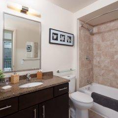 Апартаменты Capitol Hill Fully Furnished Apartments, Sleeps 5-6 Guests Вашингтон ванная фото 2