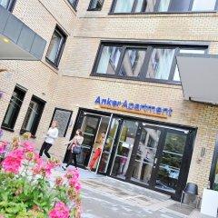 Отель Anker Apartment Норвегия, Осло - 7 отзывов об отеле, цены и фото номеров - забронировать отель Anker Apartment онлайн городской автобус фото 2
