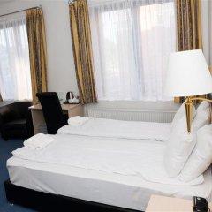 Отель Prinsen Hotel Дания, Алборг - отзывы, цены и фото номеров - забронировать отель Prinsen Hotel онлайн комната для гостей фото 9