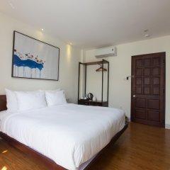 Отель Lana Villa Hoi An комната для гостей фото 3