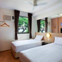 Отель Red Planet Pattaya Таиланд, Паттайя - 12 отзывов об отеле, цены и фото номеров - забронировать отель Red Planet Pattaya онлайн комната для гостей фото 2
