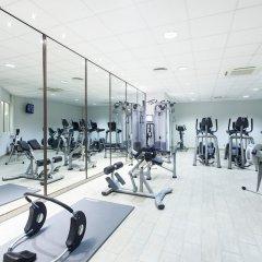 Отель Crowne Plaza Berlin City Centre фитнесс-зал фото 2