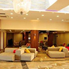 Grand Seker Hotel Турция, Сиде - 1 отзыв об отеле, цены и фото номеров - забронировать отель Grand Seker Hotel - All Inclusive онлайн интерьер отеля фото 3