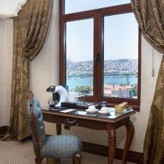 Отель DaruSultan Galata удобства в номере