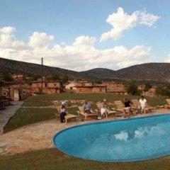 Отель Pure Life Village Термессос бассейн