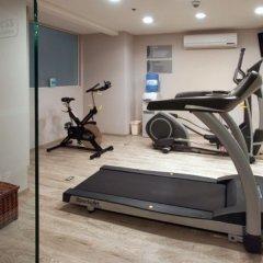 Отель City Express Buenavista фитнесс-зал фото 4