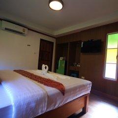 Отель Lanta Andaleaf Bungalow Ланта комната для гостей фото 2