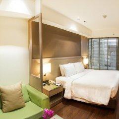 Signature Pattaya Hotel комната для гостей фото 2
