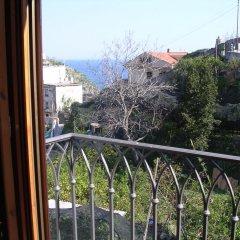 Отель La Zagara Минори балкон