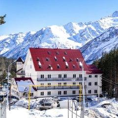 Гостиница Альпина спортивное сооружение