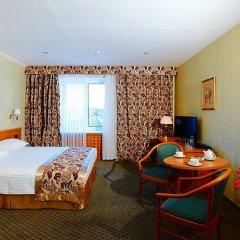 Гостиница Березка 4* Стандартный номер с различными типами кроватей фото 18