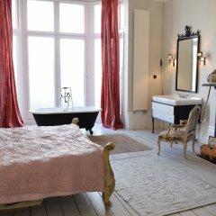 Апартаменты 1 Bedroom Apartment in Belsize Park комната для гостей фото 2