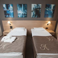 Гостиница АМАКС Конгресс-отель 4* Стандартный номер с 2 отдельными кроватями фото 6