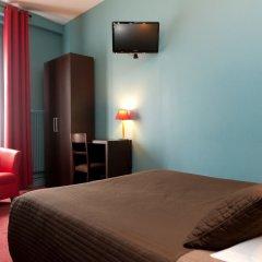 Отель Odessa Montparnasse Париж комната для гостей фото 4
