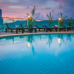 The Allano Phuket Hotel бассейн