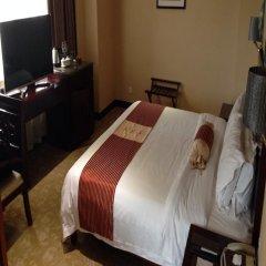 Отель Overseas Capital Hotel Китай, Джиангме - отзывы, цены и фото номеров - забронировать отель Overseas Capital Hotel онлайн удобства в номере фото 2