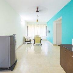 Апартаменты GuestHouser 1 BHK Apartment 4eb8 Гоа комната для гостей фото 3