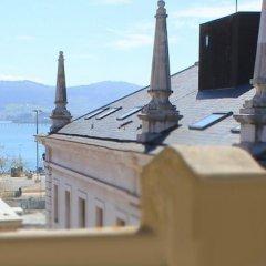 Отель Los Balcones del Arte Испания, Сантандер - отзывы, цены и фото номеров - забронировать отель Los Balcones del Arte онлайн приотельная территория фото 2