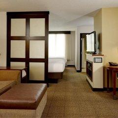 Отель Hyatt Place Columbus/OSU США, Грандвью-Хейтс - отзывы, цены и фото номеров - забронировать отель Hyatt Place Columbus/OSU онлайн удобства в номере фото 2