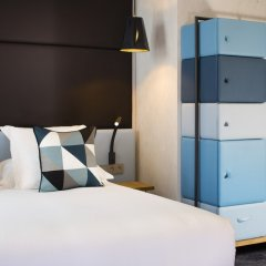 Terrass'' Hotel Montmartre by MH 4* Стандартный номер с различными типами кроватей фото 8