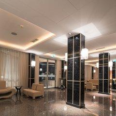 iu Hotel Sumbe интерьер отеля