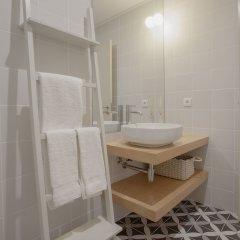 Отель Liiiving In Porto Luxury Boutique Apart Порту ванная