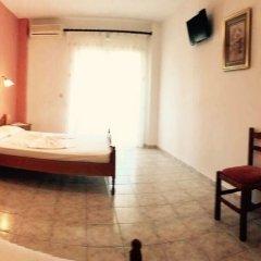 Отель PAPAGALOS Ситония комната для гостей фото 2