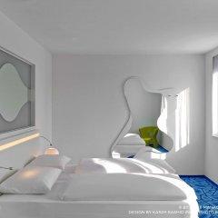 Отель Prizeotel Hamburg-City Германия, Гамбург - отзывы, цены и фото номеров - забронировать отель Prizeotel Hamburg-City онлайн комната для гостей фото 5